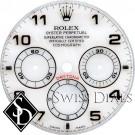 Men's Rolex Daytona White MOP Arabic Dial SS