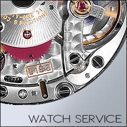 watch servicing