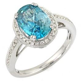Ladies Semi-Mount Ring