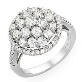 Stunning Diamond Fashion Ring