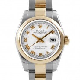 Rolex Datejust Lady - Steel and Gold Watch