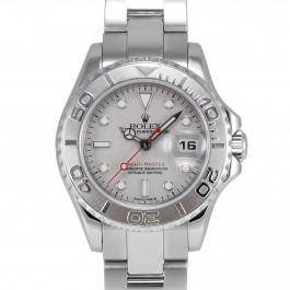 Rolex Yacht-Master Lady – Steel and Platinum Watch
