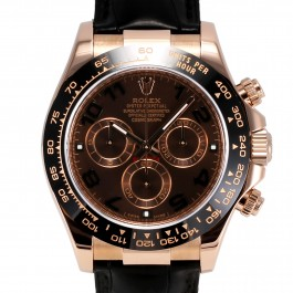 Rolex Daytona Rose Gold Watch