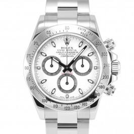 Rolex Daytona – Steel Watch