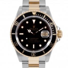 Rolex Submariner – Steel and Gold Watch