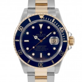 Rolex Submariner – Steel and Gold Watch