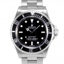 Rolex Submariner – Steel Watch