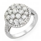 Stunning Diamond Fashion Ring