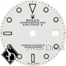Men's Rolex Explorer II White Index Marker Swiss Made Dial SS