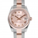 Rolex Datejust 31mm - Steel and Rose Gold Watch