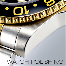 watch polishing