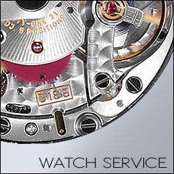watch servicing